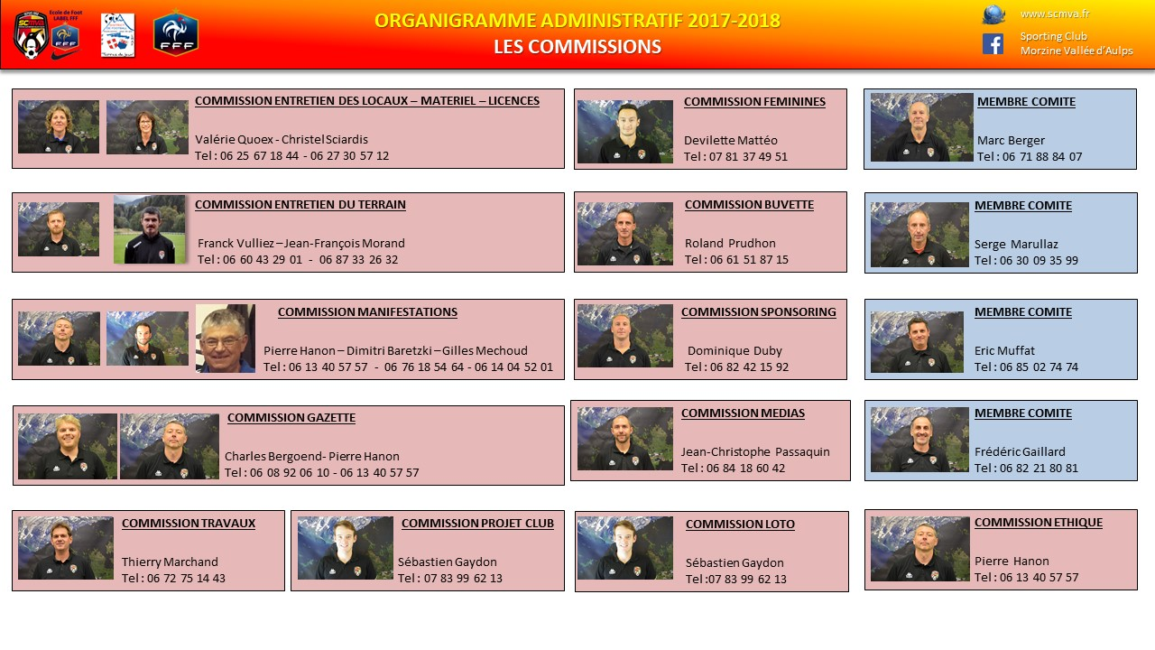 organigramme-bureau 2017-2018 page2
