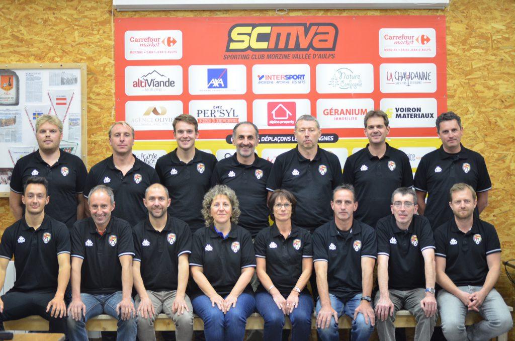 comité directeur du scmva