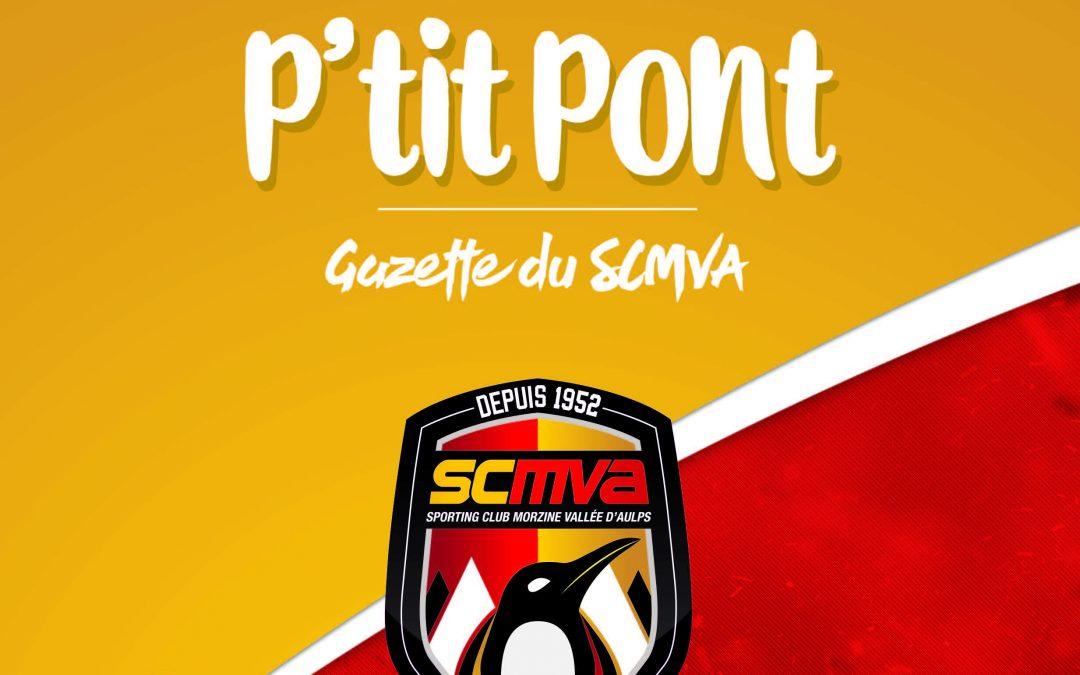 P'tit Pont, la Gazette du SCMVA n°79